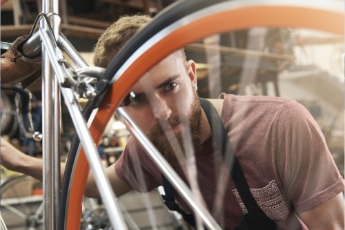5 reasons to cycle to work